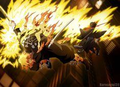 Kimetsu no Yaiba Not Back by on DeviantArt Demon Slayer, Slayer Anime, Anime Angel, Anime Demon, Digital Art Anime, Anime Art, Dragon Manga, Anime Wallpaper 1920x1080, Wallpapers
