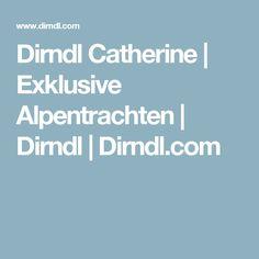 Dirndl Catherine | Exklusive Alpentrachten | Dirndl | Dirndl.com