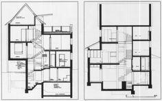 Haus M - Schwechat - Austria - Hermann Czech - 1981