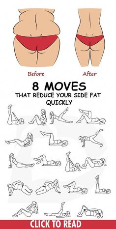 Effective Exercises To get rid of Side Fat. Are you among those trying to eradicate the side fat, yet all your efforts went in vain? Are you still wondering about the type of exercise that may assist to you remove side fat rapidly? Abs Workout Routines, At Home Workout Plan, At Home Workouts, Exercise Schedule, Exercise Equipment, Workout Plans, Workout Challenge, Fitness Workout For Women, Yoga Fitness