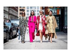 """1,111 Likes, 19 Comments - Tina Leung 梁伊妮 (@tinaleung) on Instagram: """"Casual. 🌸👭🚥 @maisonvalentino #prefall18 
