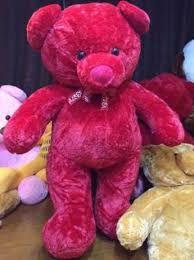 Imagini pentru ursuleti de plus rosii