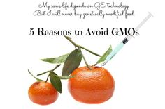 For anyone on the fence when it comes to genetically modified food. #gmoomg