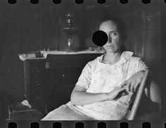 벤 샨, 재정착민 가족, 아칸소, 1935 폐기된 사진의 귀환: FSA 펀치 사진 전시명 : 폐기된 사진의 귀환:...