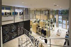 EN ROUTE store by Schemata Architects, Tokyo – Japan » Retail Design Blog