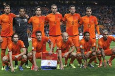 Group B: Arjen Robben, front centre, will be front and centre for the Netherlands as the 2010 World Cup runners-up eye the title that has lo. Brazil World Cup, World Cup 2014, World Cup Teams, Fifa World Cup, Football Tournament, Football Team, Soccer Teams, Team Pictures, Team Photos