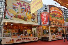 #Belgique #Liège #foire #feteforaine