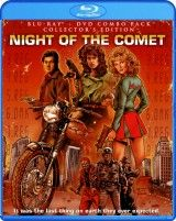 """Night of the Comet SPECIAL OFFER: Order this directly from ShoutFactory.com and receive an exclusive 18""""x24"""" poster featuring our newly commissioned artwork! Only 200 have been printed, so these are available while supplies last.  """"Night Of The Living Dead Meets Valley Girl In This """"Entertaining, Tongue-In-Cheek Pastiche Of Numerous Science Fiction Films."""" - Variety"""