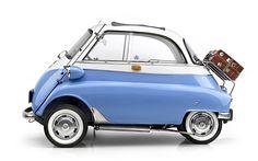 Isetta รถทรงไข่ในตำนานที่เคยขายดีจนโลกตะลึง | Unlockmen
