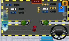 Different levels https://play.google.com/store/apps/details?id=com.sonistudios.carparkingv2