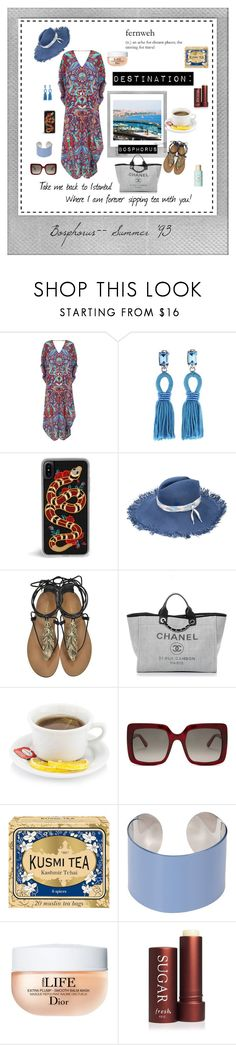 there was one man she truly loved... by faerriedust on Polyvore featuring Lazul, Roberto Cavalli, Chanel, Maison Margiela, Oscar de la Renta, Maison Michel, STELLA McCARTNEY, Christian Dior, Benefit and Fresh