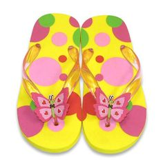 Flip flops are a great OCC shoe box item. They fit easily in the box and give who may not have shoes something to wear! Check your local dollar stores for great bargains on these.