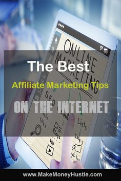 Affiliate marketing is the best way to make money on the Internet. This article will provide you with the best advice... Affiliate Marketing, Facebook Marketing, Business Marketing, Online Marketing, Online Business, Online Advertising, Media Marketing, Digital Marketing, Make Money Fast