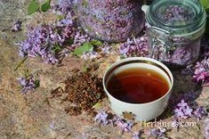 herbatka z kwiatka filiżanka(10) Edible Garden, Lilac, Mysterious, Tableware, Beautiful, Fit, Dinnerware, Shape, Tablewares