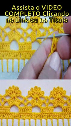 Crochet Earrings Pattern, Crochet Necklace, Crochet Border Patterns, Crochet Projects, Pasta, Videos, Crochet Stitches For Beginners, Hand Embroidery Patterns, Hand Embroidery Art