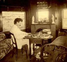 mark twain's writing hut, elmira, NY