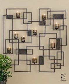 Uttermost Siam Metal Candlelight Wall Sculpture 20850 throughout measurements 819 X 1024 Siam Candle Light Wall Sconce - Wall sconces are a highly Indoor Wall Sconces, Rustic Wall Sconces, Bathroom Wall Sconces, Modern Wall Sconces, Rustic Wall Decor, Metal Wall Decor, Barn Bathroom, Candle Wall Decor, Candle Wall Sconces