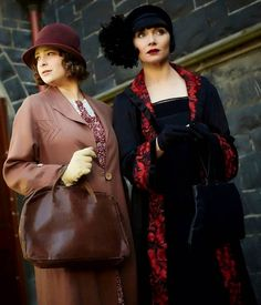 JDS - Phryne's best outfit from S3 Ep3
