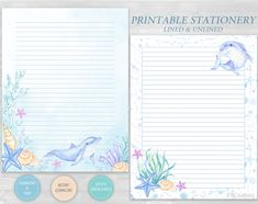 Free Printable Stationery, Printable Letters, Free Printables, Money Chart, Lined Writing Paper, Note Paper, Journal Pages, Craft Projects, Scrapbook