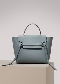 cfeb2c26ada Céline Micro Belt bag in grained calfskin Celine Micro