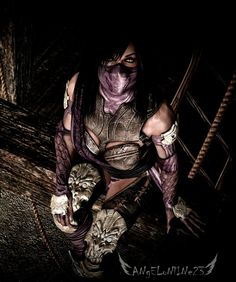 Mortal Kombat - Mileena by ANgELoNlINe23 on DeviantArt