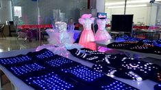 Tianchuang led light stage dancer costumes under testing Led Costume, Costumes, Led Stage Lights, Laser Show, Stage Show, Dj, Dancer, Party, Dress Up Clothes