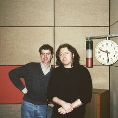 Rory Gallagher with Dave Fanning