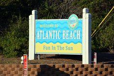 Welcome to Atlantic Beach, NC