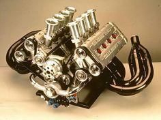 Callaway America's lost Indy motor.
