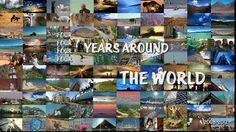 Superbe vidéo retraçant 4 ans de tour du monde !