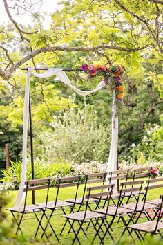 Photography: Calli B Photography - www.callibphotography.com.au Read More: http://www.stylemepretty.com/australia-weddings/2015/05/14/colorful-bohemian-wedding-at-the-sunshine-coast-queensland/