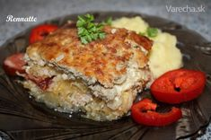 Czech Recipes, Ethnic Recipes, Lasagna, Food To Make, Favorite Recipes, Foodies, Projects, Kitchens, Log Projects