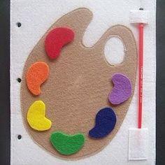 This Pinterest board, http://www.pinterest.com/cclopez1022/quiet-books/, has mega links to various quiet books