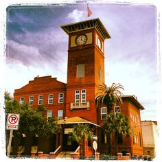 City of Tampa in Florida