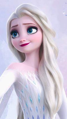 Frozen 2 Official Disney Anna & Elsa Design kids Bedding Duvet Cover with Matching Pillow Case Disney Princess Pictures, Disney Princess Quotes, Disney Princess Drawings, Disney Drawings, Disney Pictures, Elsa Frozen Pictures, Frozen Images, Elsa Pictures, Princess Art