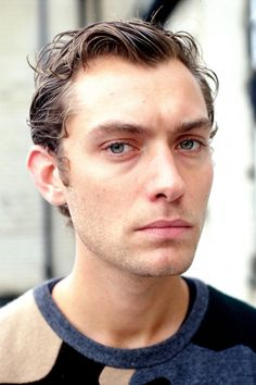 Picture of Jude Law Actors Male, Actors & Actresses, Receding Hair Styles, Hey Jude, Jude Law, Ex Wives, Fine Men, Celebrity Hairstyles, Man Crush