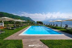 Romance is just the beginning of a stay at Villa Sostaga — situated on the edge of Lake Garda atop a hill surrounded by 40 hectares of land. Lake Garda Italy, Hotel S, Fairytale, Travel Inspiration, Villa, Europe, Romantic, Passion, Restaurant