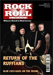 4€ UK Rock 'n' Roll Magazine Issue 101 Kaikki numerot käy, vanhat myös.