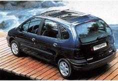 Fiche technique Renault MEGANE SCENIC SOCIETE 1998 MEGANE SCENIC 1.9 D RTA