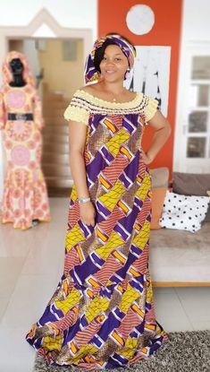 Africa Dress, African Fashion Ankara, Ankara Dress, Kitenge, Aso, African Attire, African Fabric, Elegant, Chic