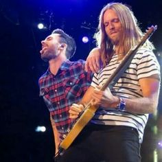 Adam and James