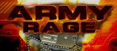 Army Rage Mmorpg Games, Rage, Neon Signs, Videos