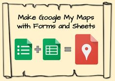 Maps are not only for social studies classes. Bring authentic literacy activities to life with Google My Maps.