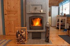 Tulikivi - Finnish fireplace