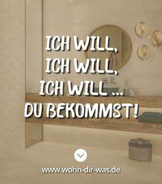 Badezimmer Planung Warte nicht länger auf dein Traumbad - mit einem WohnKredit geht es sofort. Mehr Infos unter: www. wohn-dir-was.de Bildmaterial: ©️️️Deutsche Fliese Agrob BUCHTAL