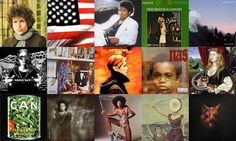 The 50 #Albums Everyone Needs to Own, 1963-2013 #rnr