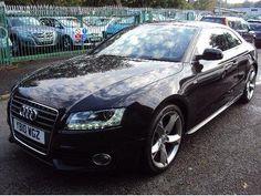Audi A5 2.0 TDI QUATTRO S LINE SPECIAL EDITION 2d 168BHP +