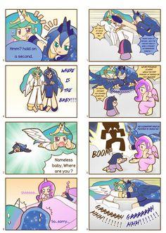 Humanized pony comic 5 ,6 by HowXu on DeviantArt