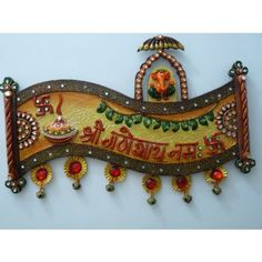 Diwali Diy, Diwali Craft, Clay Art Projects, Clay Crafts, Mirror Painting, Ceramic Painting, Name Plate Design, Name Plates For Home, Student Crafts