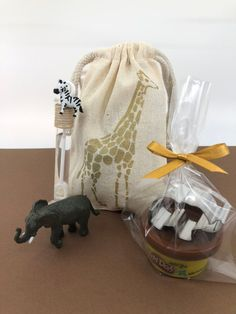 Safari Happy Birthday Party Set Plates Cups Cello Bags Lion Zebra Monkey Hippo